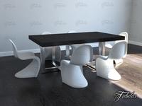 Table 14 3D Model