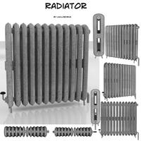 Radiator 3D Model