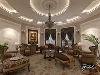 Living room 40 3D Model