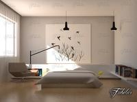 Bedroom 15 3D Model