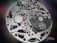 Watch mechanism 14 3D Model