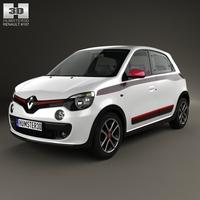 Renault Twingo 2014 3D Model