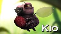 Free Kio_Rig for Maya 1.0.0