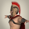 08 32 34 192 realistic spartan warrior 03 4