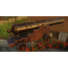 Spanish royal navy cannon 3D Model