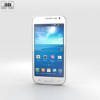 Samsung Galaxy S3 Slim White 3D Model