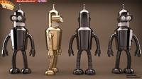 Bender Rig 1.0.0 for Maya