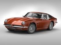 AC 428 Frua (1965 - 1973) 3D Model