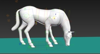 Free Horse Free Rig for 3dsmax 1.0.0