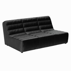 Shabby Sofa 3D Model