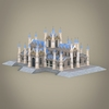 08 59 26 994 fantasy low poly church building 01 4