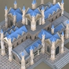 08 59 30 836 fantasy low poly church building 05 4