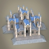 08 59 32 666 fantasy low poly church building 09 4