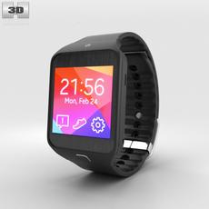 Samsung Gear 2 Neo Charcoal Black 3D Model