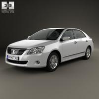 Toyota Premio 2010 3D Model