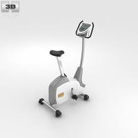 Exercise Bike 3D Model