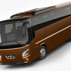 VDL Bova Futura coach 3D Model