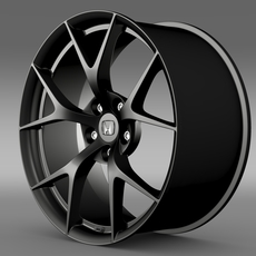 Honda NSX rim 2015 3D Model
