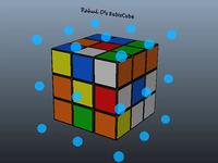 Free Rubix Cube Rig for Maya 1.0.0