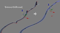 Free SmoothRoad for 3dsmax 3.0.0 (3dsmax script)