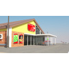 09 49 07 352 supermarket building with parking architecture2 4