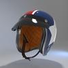 09 56 01 207 helmet motorcycle oldschool retro caferacer1 4