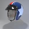 09 56 13 748 helmet motorcycle oldschool retro caferacer9 4
