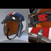 09 56 15 631 helmet motorcycle oldschool retro caferacermin 4