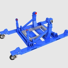 Engine bracket 3D Model