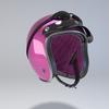 09 59 52 11 helmet motorcycle oldschool retro caferacer pink1 4