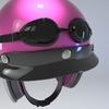 09 59 58 722 helmet motorcycle oldschool retro caferacer pink5 4