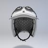 10 00 31 374 helmet motorcycle oldschool retro caferacer pink11 4