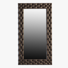 Deep Button Dressing Mirror 3D Model