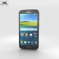 Samsung Galaxy K Zoom Blue 3D Model