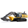 Excavator John Deere 470G 3D Model