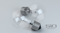 Classical lightbulb 3D Model