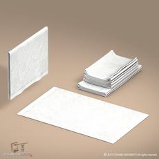 Towel 3D Model