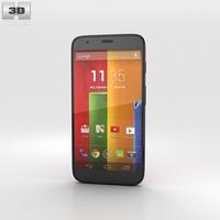Motorola Moto G Violet 3D Model