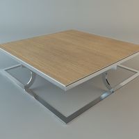 Paul Baxter Table 3D Model