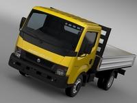 Ashok Leyland Partner Tipper 2015 3D Model