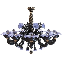 Ornate Chandelier 3D Model