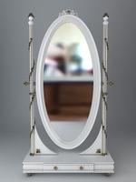 Floor mirror 3D Model