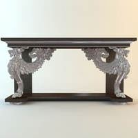 Gryphon Table Console 3D Model