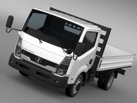 Nissan Condor Tipper 2012 3D Model