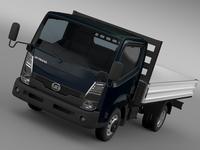UD Condor Light Tipper 2015 3D Model
