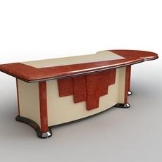 Directoria table 3D Model