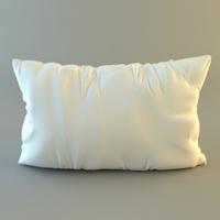 Throw Pillow 3D Model