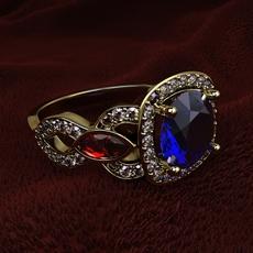 Ring 2 3D Model