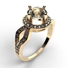 Ring-3 3D Model
