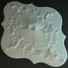 Rosette 3D Model